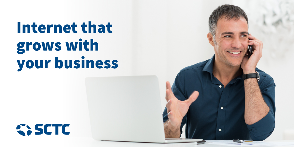 High speed internet for business